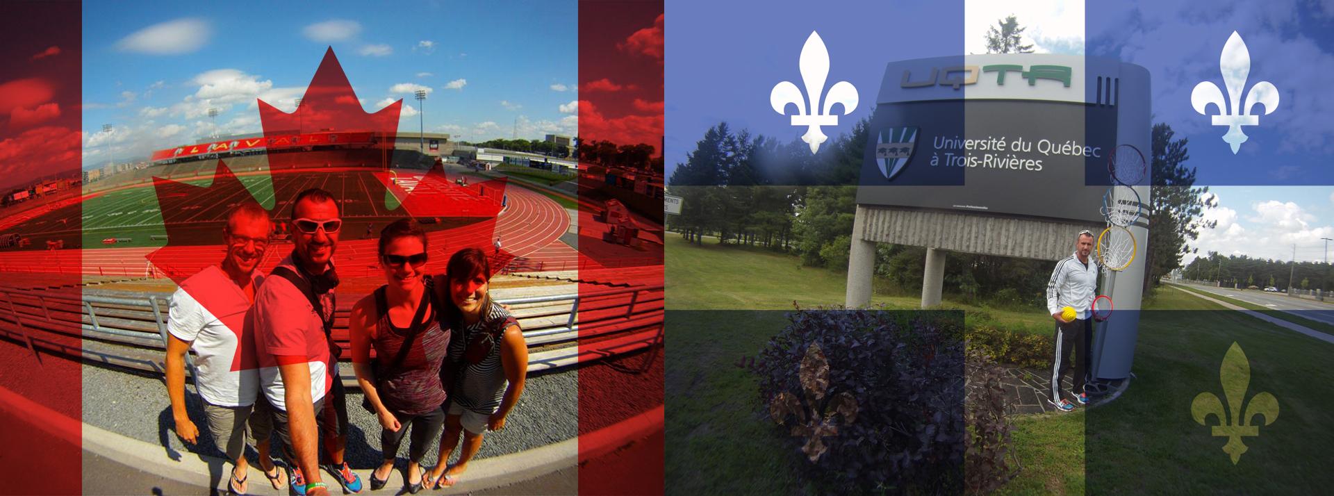 LE CARDIOGOAL S'EXPORTE AU CANADA, QUEBEC