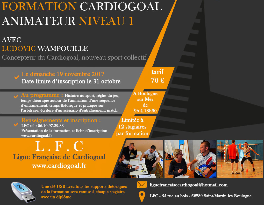 flyer-formation Cardiogoal